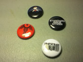 "1"" Button 4-pack photo"