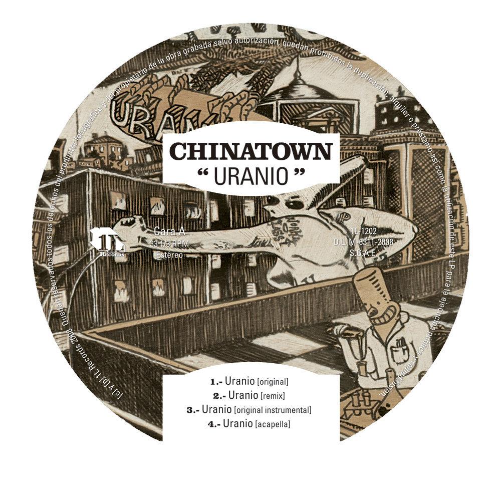 chinatown uranio