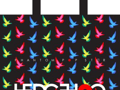 Phantom Pigeon Canvas Bag main photo