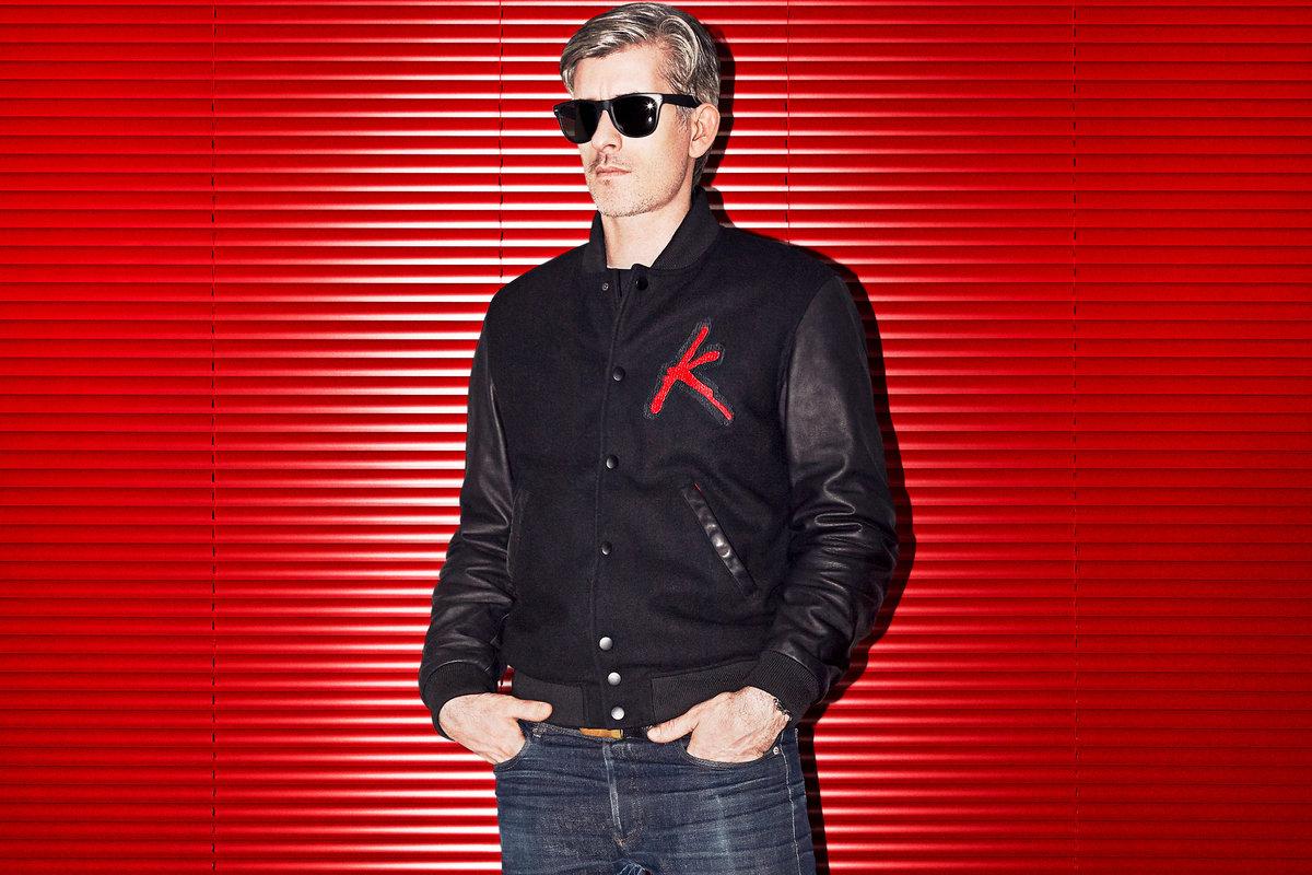 Varsity Jacket Kavinsky