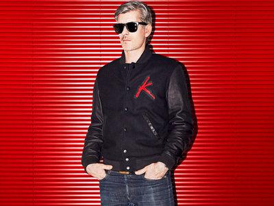 Kavinsky varsity jacket main photo