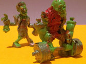 Mini Monsters of the Neighborhood ACTION FIGURE #71 - Kenneth & Darryl photo