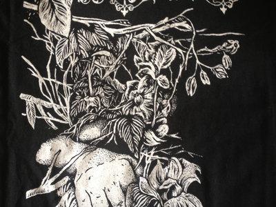 Hand of doom t shirt by David D'Andrea main photo