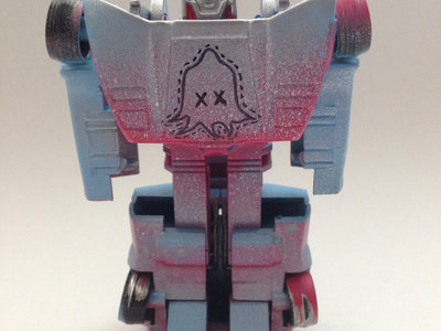 Monsters of the Neighborhood ACTION FIGURE #72 - Fuck Ghost Robocar main photo