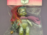SOLD!!! Monsters of the Neighborhood ACTION FIGURE #74 - Baby Death Rattle photo