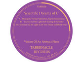 TABR026 - Scientific Dreamz of U - Visionz Of An Abstract Plane photo