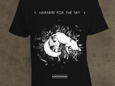 Harakiri For The Sky - Aokigahara Shirt & Girlie Shirt main photo