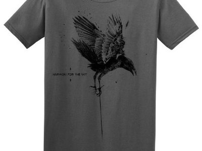 Harakiri For The Sky T-Shirt & Girlie Shirt (Grey) main photo