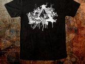 Roe Deer Design T-shirt photo