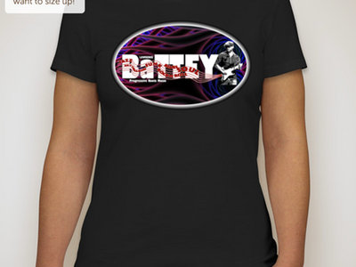 Lawrence BaTTEY Womens T-Shirt 2 main photo