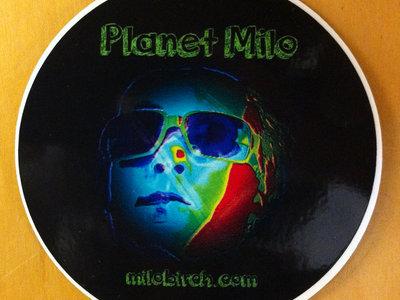 Sticker - Planet Milo main photo