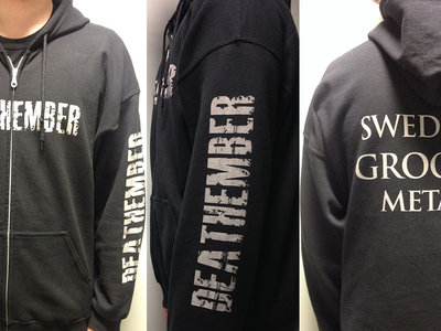 Deathember hoodie (SOLD OUT) main photo