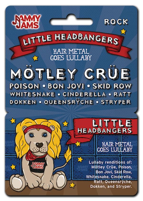 Little Headbangers: Hair Metal Goes Lullaby   Jammy Jams