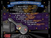 Slayer Toddler T + Little Headbangers 3 CD + Digital Copy - Bundle photo