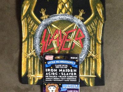 Slayer Toddler T + Album Download Card + Digital Copy - Bundle main photo