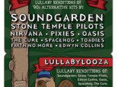 Soundgarden Onesie + Lullabylooza Album Download Card + Digital Copy - Bundle photo