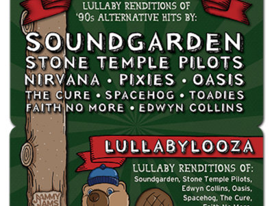 Lullabylooza - Download Card main photo