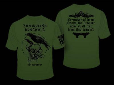 Stormcrow shirt design main photo