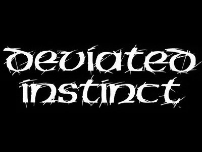 Deviated Instinct logo Embroidered Patch main photo