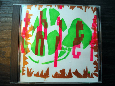 "AMOK025 - t h i e f - ""Record"" CD main photo"