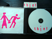 "AMOK025 - t h i e f - ""Record"" CD photo"