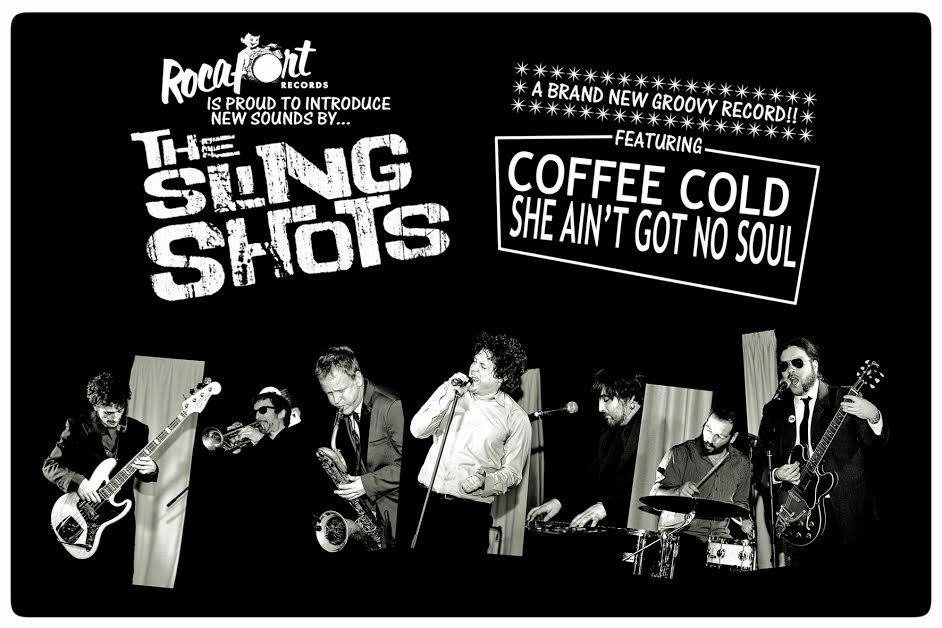 Coffee Cold B W She Ain T Got No Soul The Slingshots Rocafort Records