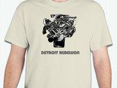 Detroit Rebellion Motor Shirt photo