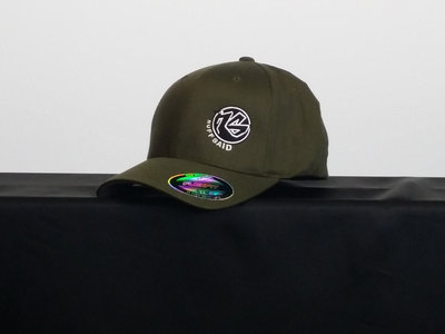 NS Flexfit cap (olive green) S/M main photo