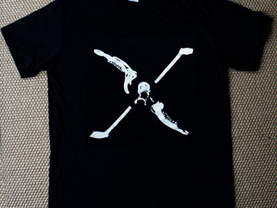 Bones EP T-shirt main photo