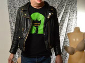 """HAR HAR"" Green on Black T-Shirt *Limited photo"