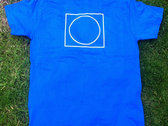 **SALE** Blue Sound Mirror Text T-Shirt photo