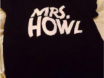 Mrs Howl T Shirt! main photo
