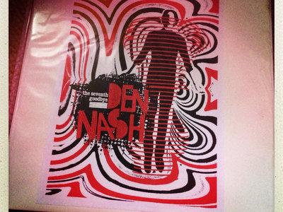 Ben Nash 'The Seventh Goodbye' LP main photo