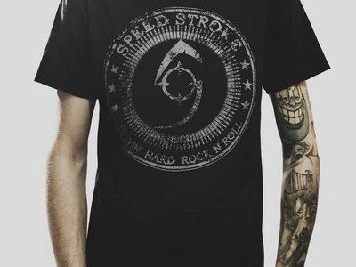 Playin' Hard BLACK T-Shirt main photo
