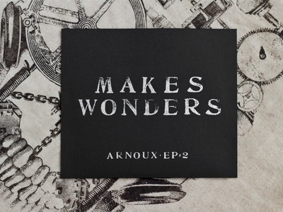 Arnoux - Makes wonders, limited CD + Tote Bag main photo