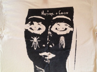 Marriage + Cancer Face Shirts main photo