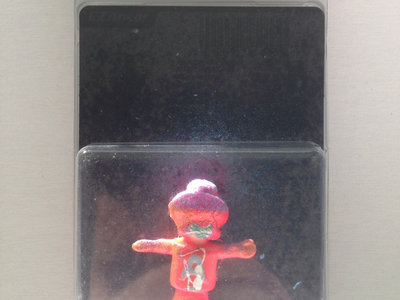 Monsters of the Neighborhood ACTION FIGURE #91 - S.S.F. L.S.D. Spirit Totem Object main photo