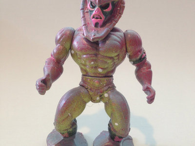 Monsters of the Neighborhood ACTION FIGURE #93 - Hurtz MaGroin main photo