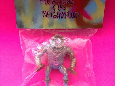 Monsters of the Neighborhood ACTION FIGURE #95 - Suckface The Employer main photo