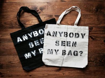 Anybody Seen My Bag? Tote Bag main photo