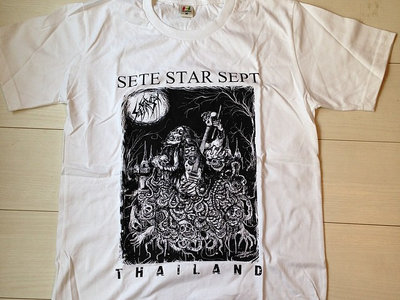 Thailand tour 2014 T-shirt main photo