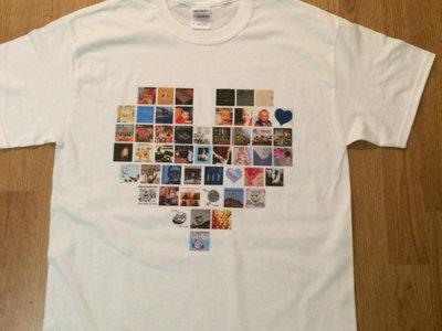 5th Anniversary T-shirt main photo