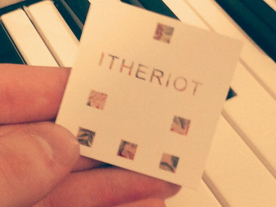 ITHERIOT Therefore... EP Stickers (3) main photo