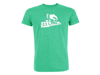 Organic BMS T-Shirt mid-heathergreen main photo