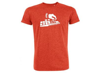 Organic BMS T-Shirt mid-heatherred main photo