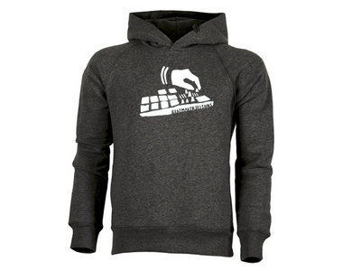 Organic BMS Hoody - grey main photo