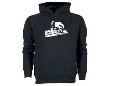 Organic BMS Hoody - black main photo