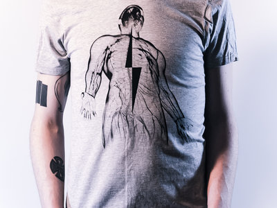 f/p nervous system shirt (Grey) main photo