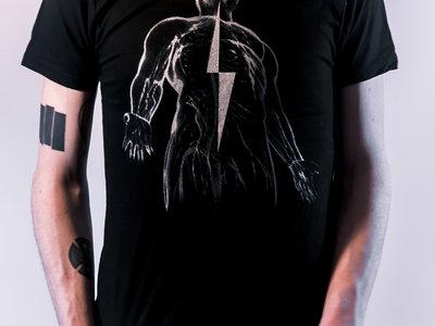 f/p nervous system shirt (black) main photo