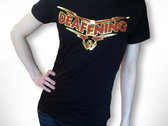 The Deafening T-shirt photo